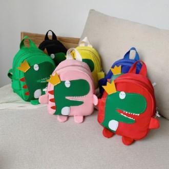 귀여운 공룡 백팩 유치원 어린이 가방