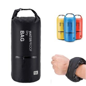 10L 물놀이 방수 가방 드라이백 / 백팩형 / 방수력최고등급
