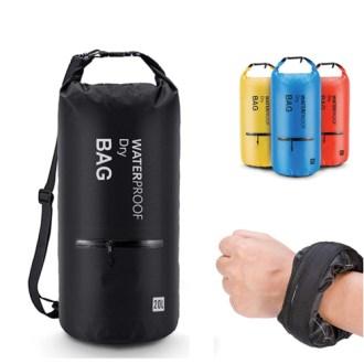 20L 물놀이 방수 가방 드라이백 / 백팩형 / 방수력최고등급