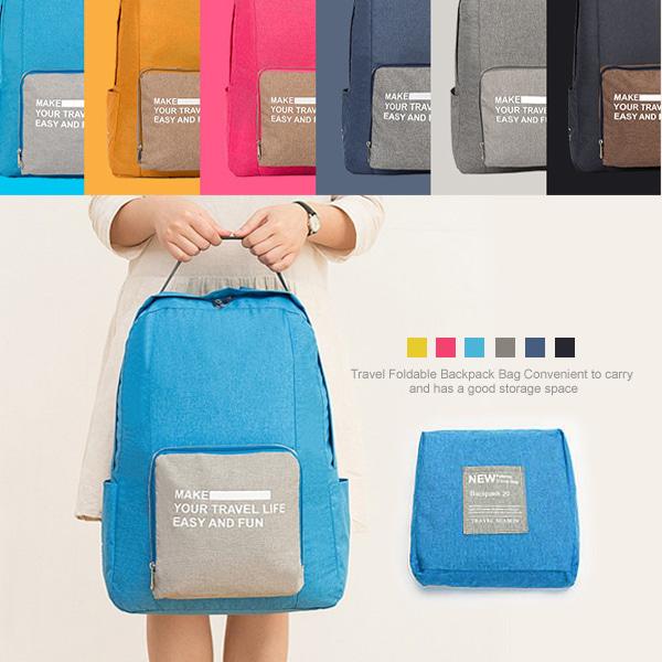 라이프 접이식 배낭 / 백팩 컬러다양 여행 패션가방 가방 접이식 폴딩가방
