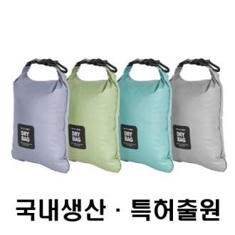 excase 친환경 심플 드라이백 3리터[후크형]국내생산,특허출원