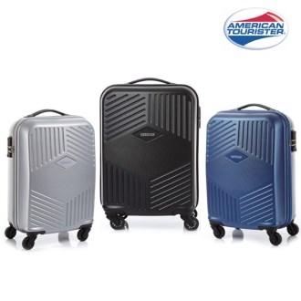 [아메리칸 투어리스터] 트릴리온 여행가방 기내용 20인치 블랙/실버/블루