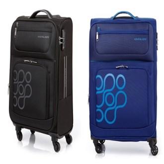 [카밀리안트] 코티 기내용 여행가방 20인치 블랙/블루