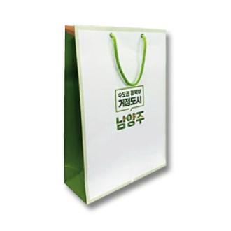 [쇼핑백]종이쇼핑백-1 / 270x380x105mm(2절)