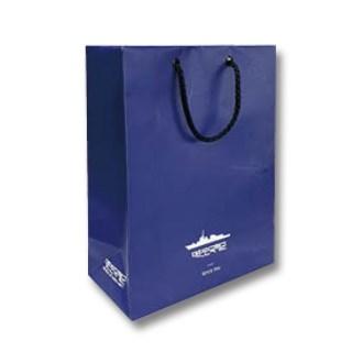 [쇼핑백]종이가방 종이쇼핑백-4 / 220x260x110mm(3절)