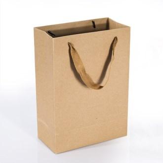 크라프트 기본단색 종이 쇼핑백 종이가방