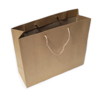 종이쇼핑백_중/크라프트지쇼핑백.종이가방.종이봉투/325x285x110mm
