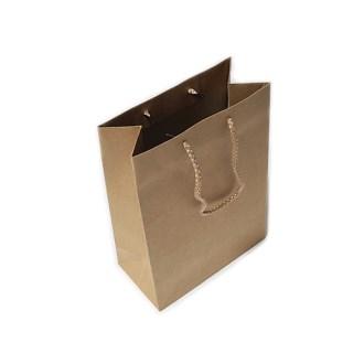 종이쇼핑백_소/크라프트지쇼핑백.종이가방.종이봉투/175x250x90mm
