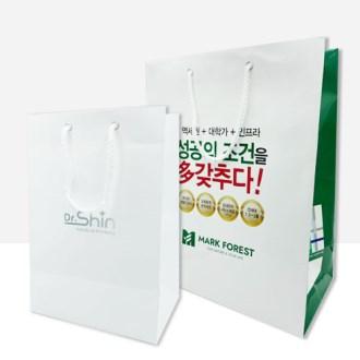종이쇼핑백 B-01 ( 200*100*270 ) [특판상품]