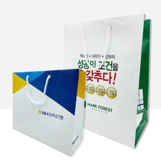 종이쇼핑백 B-02 ( 260*100*350 ) [특판상품]