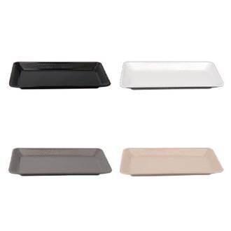 멜라민 에코 직사각 접시 (3가지 사이즈) / 인쇄가능 [특판상품]