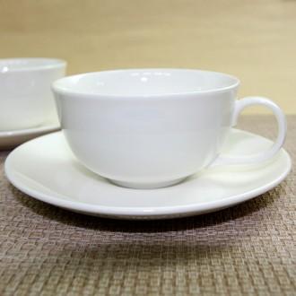 카푸치노-화이트(잔)