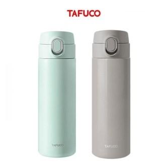 타푸코 원터치 텀블러 450ml (민트,코코아)