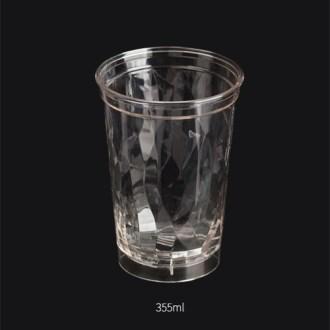 리유저블 트라이탄 컵 크리스탈 355ml