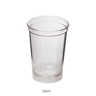 리유저블 컵 트라이탄 무지 355ml