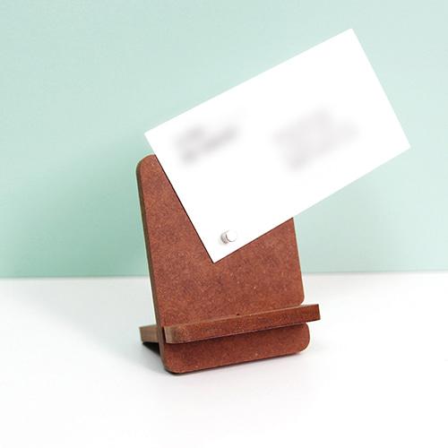 미니 자석 카드홀더 기본 명함꽂이 [특판상품]