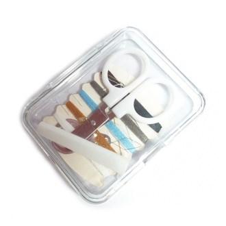 휴대용반짇고리세트/하드케이스 반지고리세트
