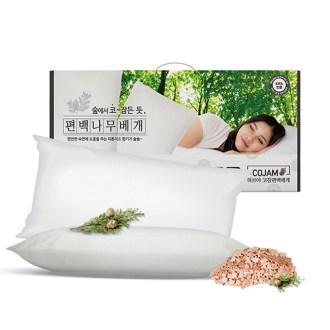 도기야 편백나무 베개선물세트 [특판상품]