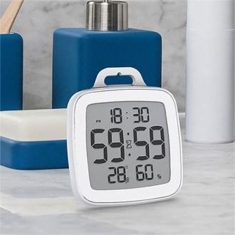 유즈비 발디알 욕실용  온습도시계 [특판상품]