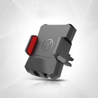 [아이나비HUB]자동 무선 충전 차량용 거치대 ISH-A02V [특판상품]