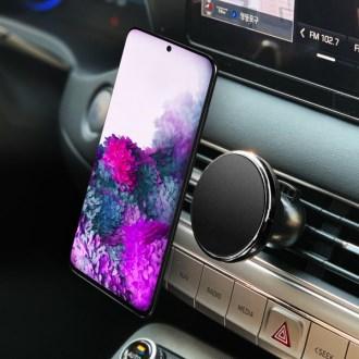 S 나노패드 차량용 핸드폰 거치대 + 차량용 방향제 [특판상품]