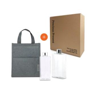 뉴데일리포켓 보냉백S+뉴워터북 Set [특판상품]