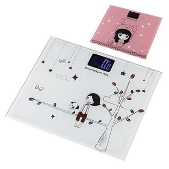 사각 LCD 백라이트 체중계 [특판상품]