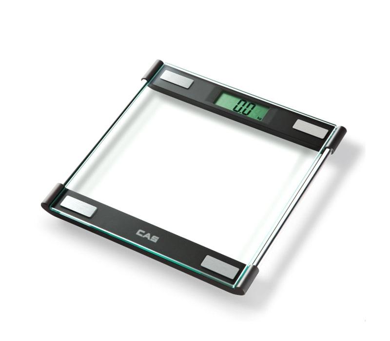 카스 LCD 디지털 체중계(HE-52) [특판상품]