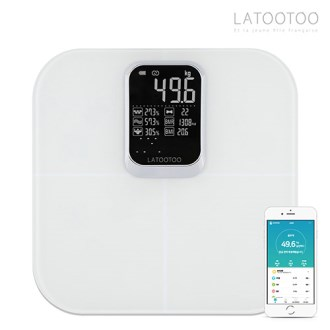 라투투 스마트 체지방 체중계 FI320LB [특판상품]
