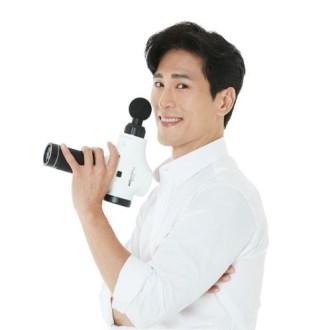 [추석기획]바디픽셀 마사지건-화이트 [특판상품]