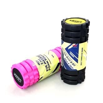 베스타 2IN1 폼롤러33cm 핑크/블랙 [특판상품]