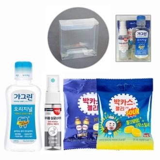 코로나키트위생키트(소독스프레이/가그린/박카스젤리) [특판상품]