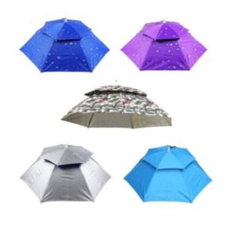 모자우산/기능성우양산모자/낚시우산/등산우산/작업용모자우산 [특판상품]