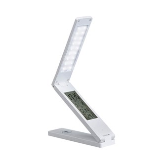 애니클리어 휴대용 무선 LED 스탠드 디지털시계 LTL5