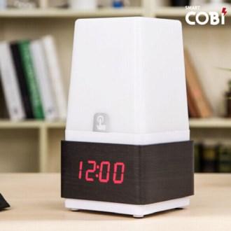 스마트코비 R1510  LED무드등 램프시계 [특판상품]