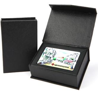 DV D7 카드형 USB 4G(고급사바리케이스) [특판상품]