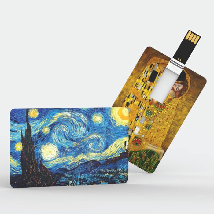 스윙형 카드 USB 4GB [특판상품]