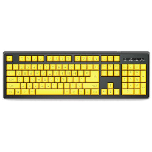 마이크로닉스 CPK-1 큰글씨 한글키보드 [특판상품]
