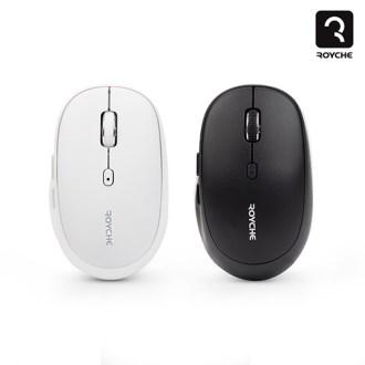 로이체 멀티페어링 블루투스 5.0 저소음 무선 마우스 RX-700TR [특판상품]