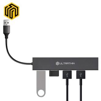씽크웨이 CORE D4A USB3.0 4포트허브(TYPE-A) [특판상품]