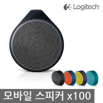 로지텍 X100 모바일 블루투스 스피커 [특판상품]