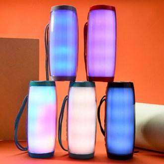 T3 LED 블루투스 무선 스피커 야외스피커 라이트쇼 파티 무드등 감성캠핑용품