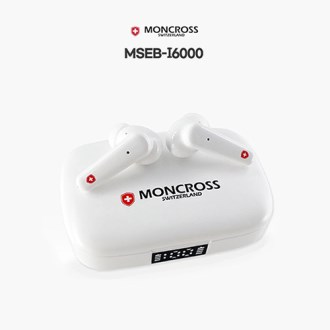 스위스몽크로스 TWS 블루투스 이어셋 MSEB-I6000 [특판상품]