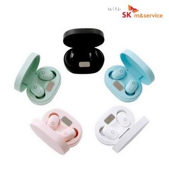 [withSK] 액센SK120 잔량표시 블루투스5.0 이어폰 [특판상품]