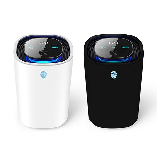 고른숨 UV-C LED램프 대기살균 휴대용 공기청정기 R8 [특판상품]