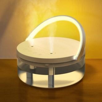 포레스트 대용량 듀얼무선 LED 가습기 1,200ml [Y45]
