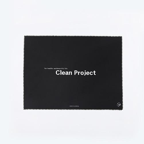 클린프로젝트 휴대용 마우스패드 겸 클리너 [특판상품]