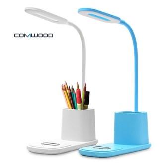 COMWOOD LED스탠드 겸용 3in1 무선 급속 충전기 CW-LC300 [특판상품]