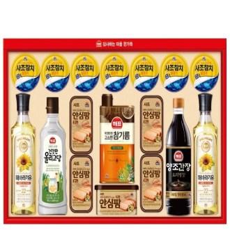 사조해표 안심특선 V91호/명절선물세트 [특판상품]