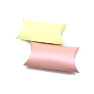 [종이가방] 조가비 악세사리 포장 종이박스 [특판상품]